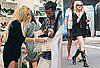 Photos of Lindsay Lohan With Friends Shopping And Walking in NYC, at Waverly Inn with Ali Lohan