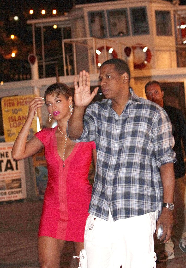 Photos of Beyonce and Jay-Z in Croatia