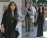 Photos of Nikki Reed and Vanessa Hudgens in Vancouver