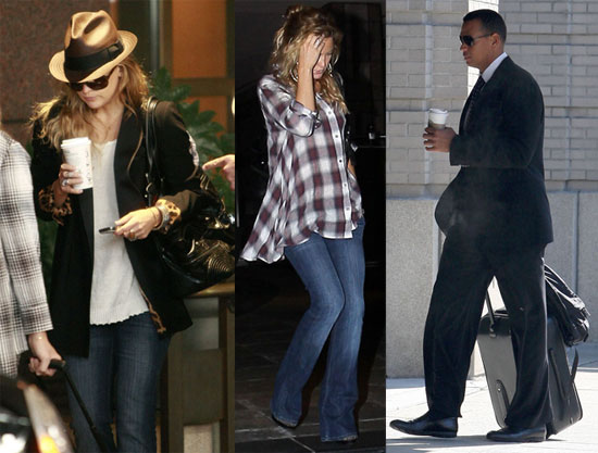 Photos of Kate Hudson and Alex Rodriguez in Seattle