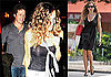 Photos of Sarah Jessica Parker and Hugh Grant in NYC