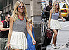 Photos of Sienna Miller Without DJ Slinky Wizard in NYC