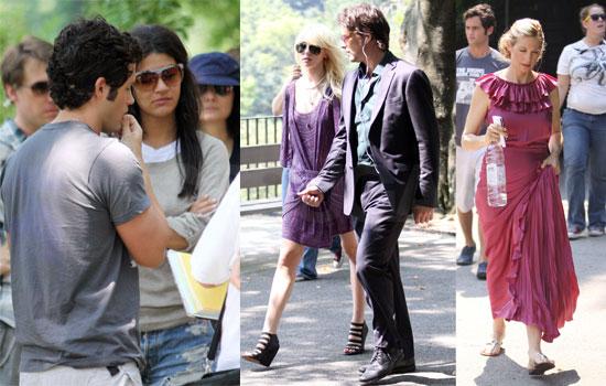 Photos of Gossip Girl Filming in Brooklyn