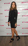 Photos of the LA Nylon Party