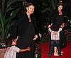 Photos of Very Pregnant Heidi Klum and Johan Samuel in LA
