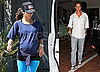 Photos of Matthew McConaughey Out in LA; Pregnant Camila Alves in Workout Clothes