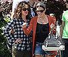 Photo Slide of Nikki Reed And Elizabeth Reaser Shopping in Vancouver