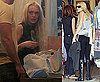 Photos of Lindsay Lohan Shopping