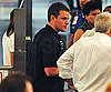 Photo Slide of Matt Damon at LAX