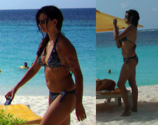 Photos of Bikini Penelope Cruz and Javier