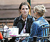 Photo Slide of Mischa Barton Eating Lunch in NYC