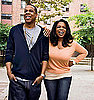 Photos and Interview of Jay-Z in O Magazine With Oprah
