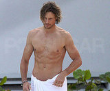 Shirtless Bracket 4th Place: Gabriel Aubry