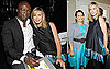 Photos of Pregnant Heidi Klum With Seal At Get Schooled Event in LA With Bill and Melinda Gates