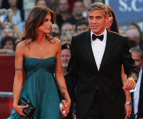 Condensed Sugar: George and Elisabetta Hit Venice Together