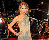 Slide Photo of Taylor Swift at 2009 VMAs