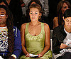 Slide Photo of Lauren Conrad At Nanette Lepore Fashion Show In NYC