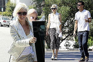 Photos of Gwen Stefani And Gavin Rossdale Together in LA