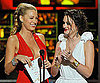 Slide Photo of Blake Lively and Leighton Meester at Emmy Awards