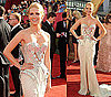 Red Carpet Emmy Award Photos of January Jones