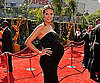 Slide Photo of Heidi Klum at 2009 Emmy Awards