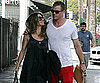 Photos of Eric Dane and Pregnant Rebecca Gayheart