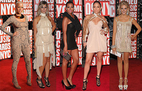 Who Do You Think Was the Worst Dressed at the 2009 MTV VMAs?