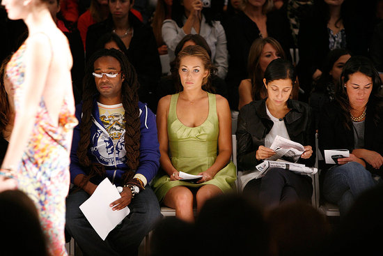 Photos of Fashion Week Wedensday