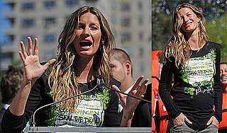 Gisele Bundchen Named UN Environmental Ambassador