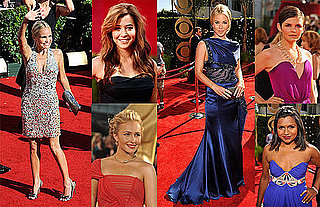 Emmy Awards Red Carpet Fashion