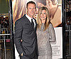Slide Photo of Jennifer Aniston and Aaron Eckhart at Love Happens Premiere