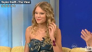 Video of Taylor Swift Talking About Kanye West on the View