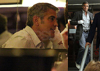 Photos of George Clooney at The 2009 Toronto Film Festival