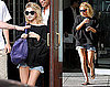 Photos of Ashley Olsen Wearing Oversized Sunglasses in New York City