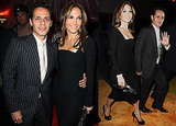 Photos of Jennifer Lopez, Marc Anthony, Emilio Estefan, Gloria Estefan at Dolphins Game 2009-09-22 11:30:33