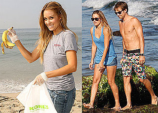 Photos of Lauren Conrad and Shirtless Kyle Howard in LA With Chloe