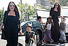 Photos of Angelina and the Kids at Toys R Us
