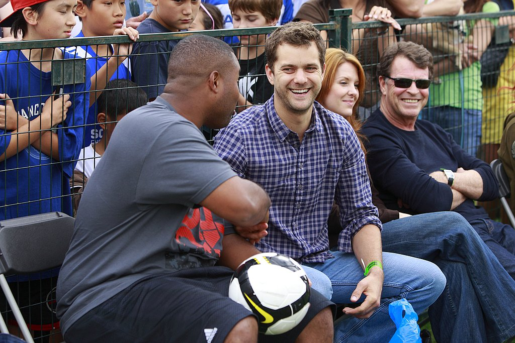 Photos of Joshua Jackson