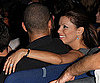 Slide Photo of Eva Longoria and Tony Parker at the Opera in Paris