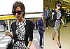 Photos of Victoria Beckham at Heathrow Airport, Possible Spice Girls Reunion Tour in the Works