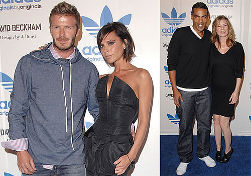 Photos of Victoria Beckham, Ellen Pompeo Post-Baby Debut, David Arquette, David Beckham at Adidas Party