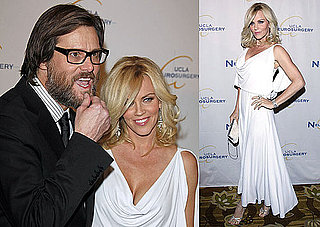 Photos of Jim Carrey And Jenny McCarthy at The Visionary Ball in LA