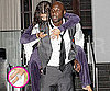 Slide Photo of Khloe Kardashian Piggyback Riding on New Husband Lamar Odom in LA
