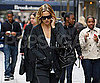 Slide Photo of Kate Hudson Walking on Her Cell Phone in NYC