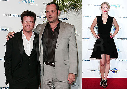 Photos of Vince Vaughn, Kristen Bell, and Jason Bateman at the Sydney Premiere of Couples Retreat 2009-10-01 16:30:19