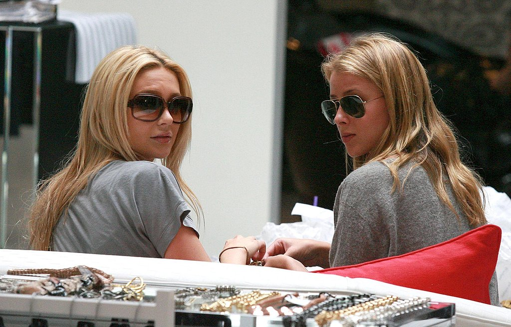 Photos of The Hills Girls and Lauren Conrad