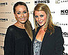 Slide Photo of Lauren Conrad and Lauren Bosworth at Kohl&#039;s Launch Party