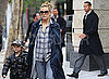 Photos of Kate Hudson, Ryder Robinson And Alex Rodriguez Together in NYC