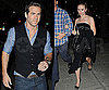 Slide Photo of Ryan Reynolds and Scarlett Johansson Leaving Saturday Night Live
