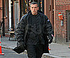Slide Photo of Ben Affleck Filming The Town in Boston